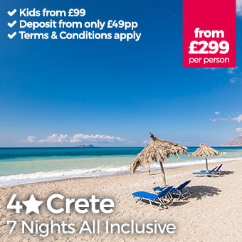4 Star Crete - All Inclusive