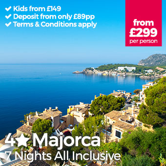 4 Star Majorca - All Inclusive